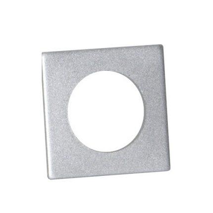 Metallplatta till ljusmanchett 7-pack silver-0