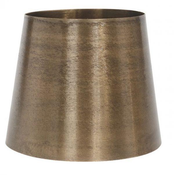 Mia Metall Lampskärm Råmässing 17cm-0