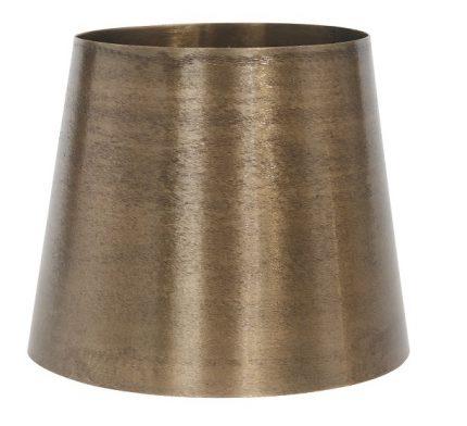 Mia Metall Lampskärm Råmässing 20cm-0