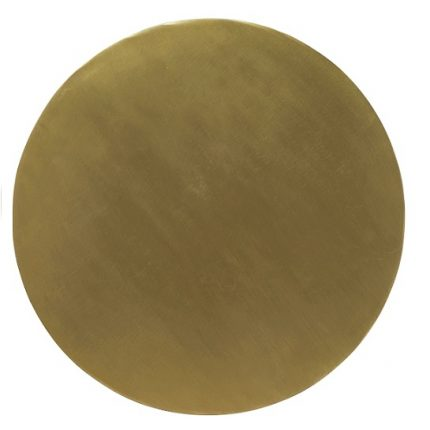 Vägglampa Fullmoon pale gold 35 cm-0