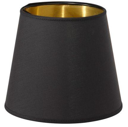 Cia Toppringskärm Svart/Guld 20cm-0
