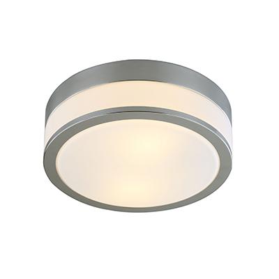 Plafond badrum Ring krom IP44-0