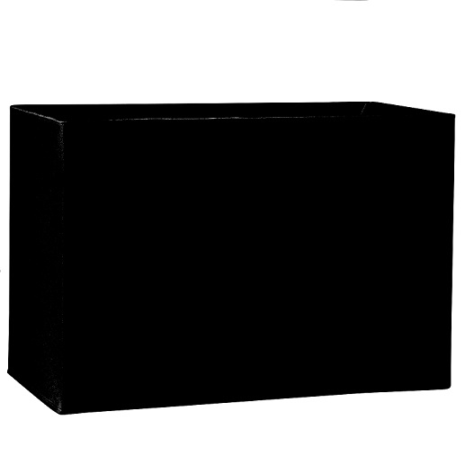 Lampskärm Rakel svart 23 cm-0