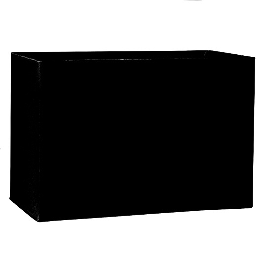 Lampskärm Rakel svart 32 cm -0