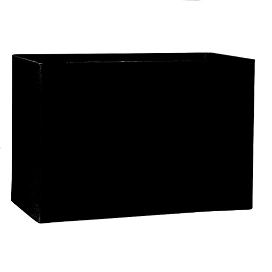 Lampskärm Rakel svart 40 cm-0