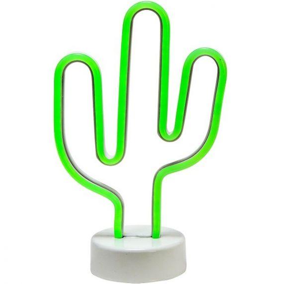 Kaktus LED LED batteri 28cm-0