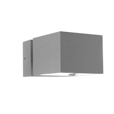 Reflect vägglampa aluminium-0