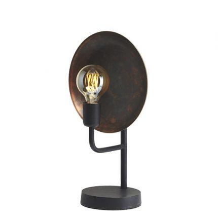 Lampfot Uptown svart 44 cm -0