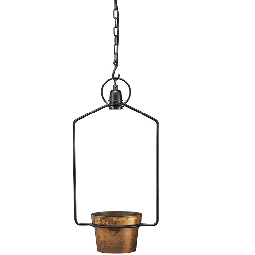 Fönsterlampa Uptown svart 57 cm-0
