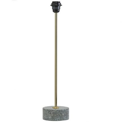 Lampfot Terazzo grå 57 cm-0