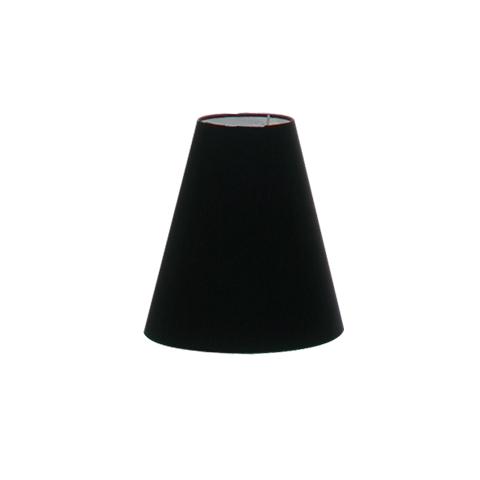 Trevisio skärm ø20xh21cm svart-0