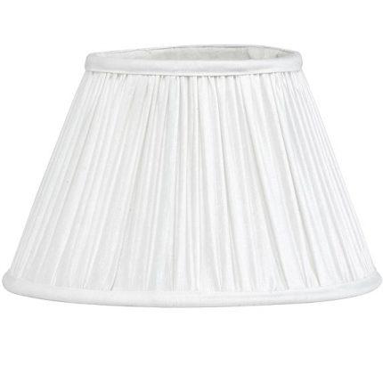 Lampskärm Stella vit 25 cm-0
