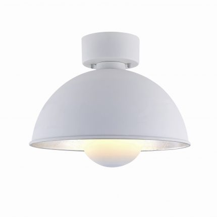 KLOCKA plafond vit-0