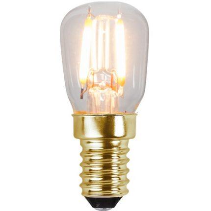 Ledlampa päron E14 1,8w 100lm 2100k dim-0