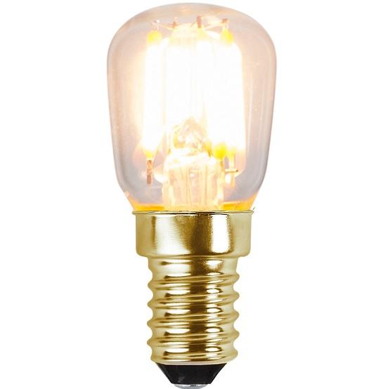 Ledlampa päron E14 2,8w 200lm 2100k dim-0
