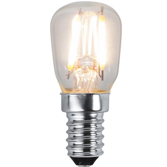 Ledlampa päron E14 1,8w 100lm 2700k dim-0