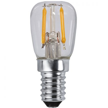 Ledlampa päron E14 1,8w 100lm 2700k dim-14876