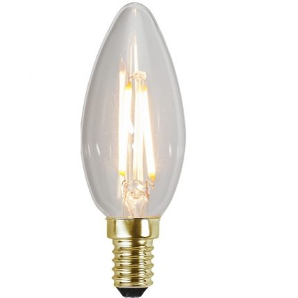 Ledlampa kron E14 2,2w 150lm dimbar-0