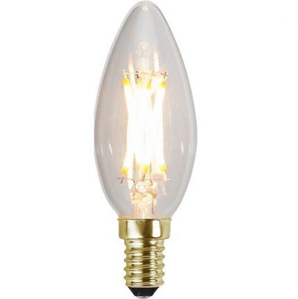 Ledlampa kron E14 3w 250lm dimbar-0