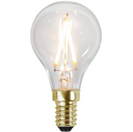 Ledlampa E14 1,6w 80lm 2100k dimbar-0