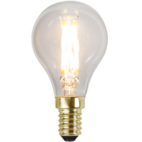 Ledlampa klot E14 3w 250lm dimbar-0