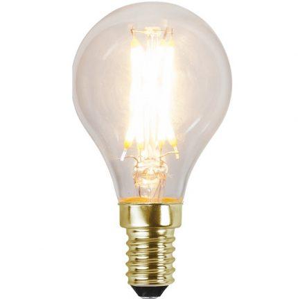Ledlampa klot E14 4,2w 350lm dimbar-0