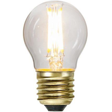Ledlampa klot E27 3w 250lm dimbar-0