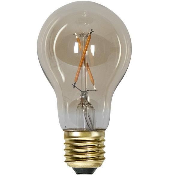 Ledlampa amber E27 0,5 w 30lm-14912