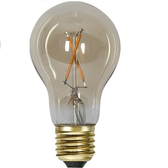 Ledlampa amber E27 1,4w 80lm dimbar-14914