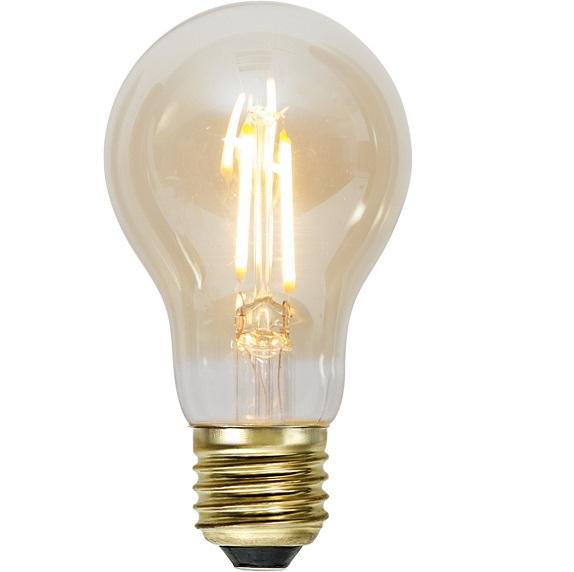 Ledlampa amber E27 2w 150lm dimbar-0