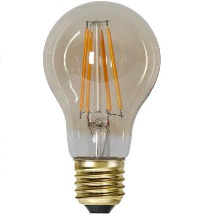 Ledlampa amber E27 7 w 700lm dimbar-14919
