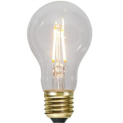 Ledlampa klar E27 2w 150lm dimbar-0