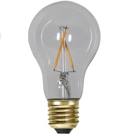 Ledlampa klar E27 2w 150lm dimbar-14904