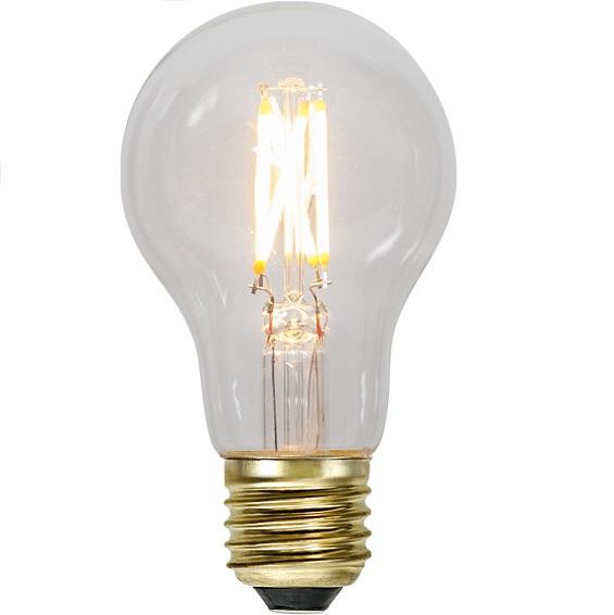 Ledlampa klar E27 3w 250lm dimbar-0