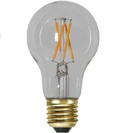 Ledlampa klar E27 4,2w 400lm dimbar-14908