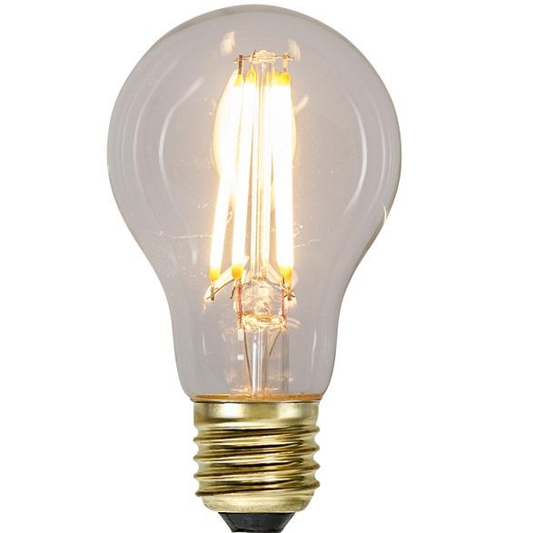 Ledlampa klar E27 6,5w 700lm dimbar-0