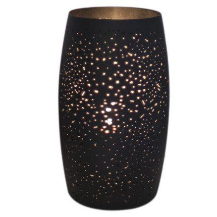 Colby bordslampa H26cm Sandsvart-0