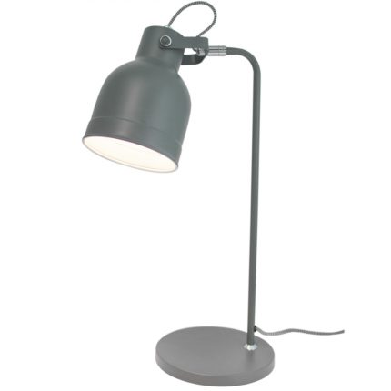 Bordslampa Bolt H50cm Grå matt-0