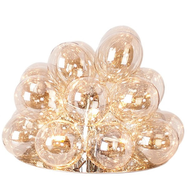 Bordslampa Gross amber 28 cm-0