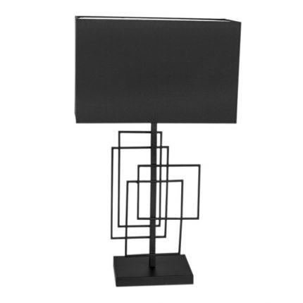 Bordslampa Paragon 52 cm svart-0