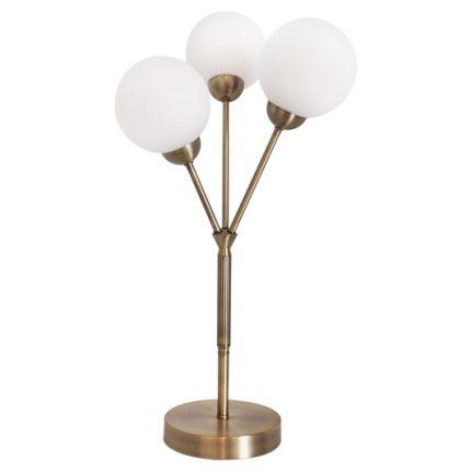 Bordslampa 3Some 3-låg antikguld-0