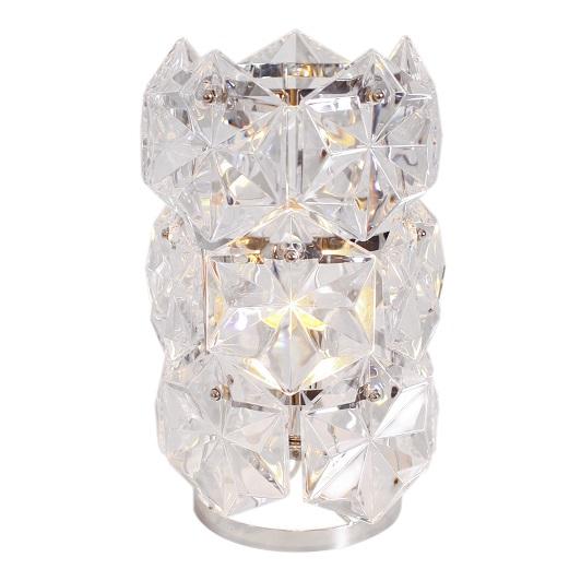 Bordslampa Monarque krom-0