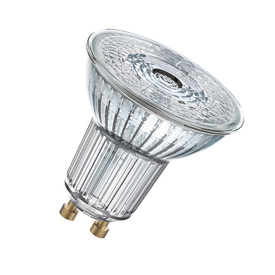 Ledlampa GU10 8 w 575lm 3000k dimbar-0
