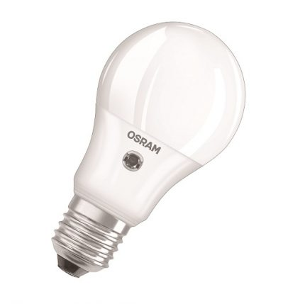 Ledlampa normal sensor E27 5 w 470lm-0