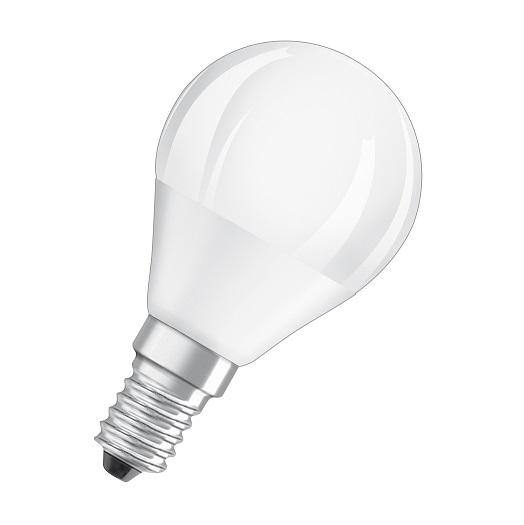 Ledlampa klot E14 6 w 470lm dimbar-0