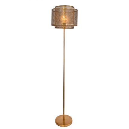 Golvlampa Hermine H157cm Matt Mässing-0