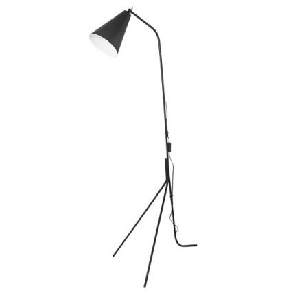 Golvlampa Yukon 150 cm svart-0