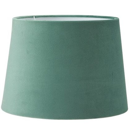 Lampskärm Sofia sammet Studio grön 25 cm-0