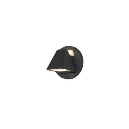 Vägglykta Hild GU10 svart-0