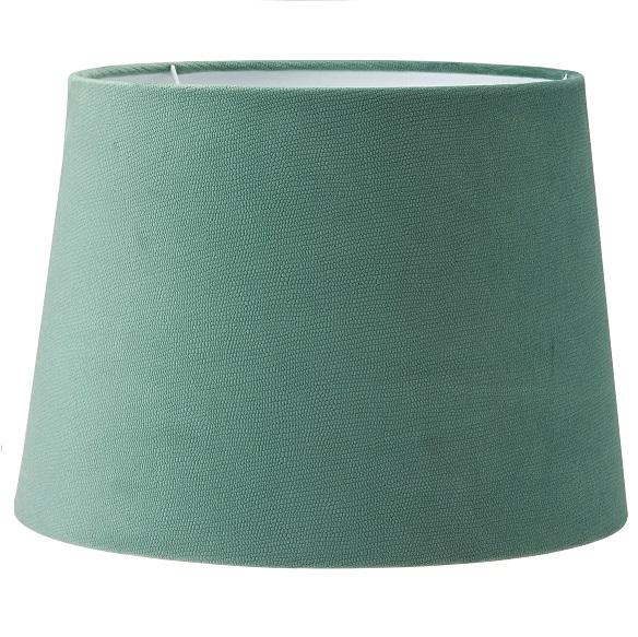 Lampskärm Sofia sammet Studio grön 30 cm-0
